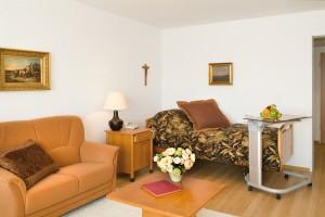 Pflege-Zimmer